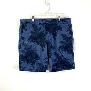 Brooks Brothers Printed Chino Shorts